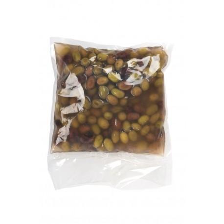 Olive taggiasche in salamoia - Busta da 300gr.