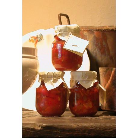 Pesto Rosso - Vaso da 130gr.